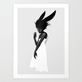 Hypertone Art Print