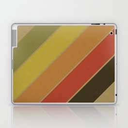 Retro Circus Color Palette Laptop & iPad Skin