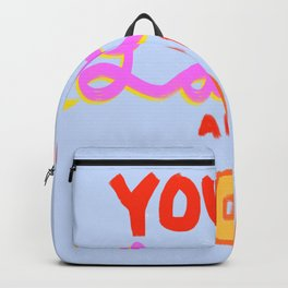 Young, Latin and Proud Backpack