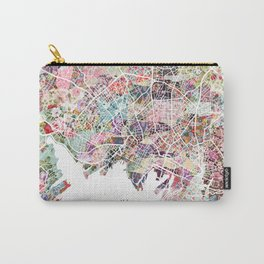 Oslo map Carry-All Pouch