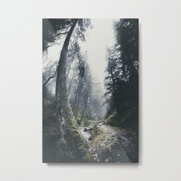 Foggy Feelings Vol.4 Metal Print