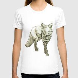 Fox Drawing T-shirt