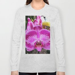 Phalaenopsis Long Sleeve T-shirt