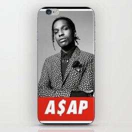 ASAP Rocky iPhone Skin