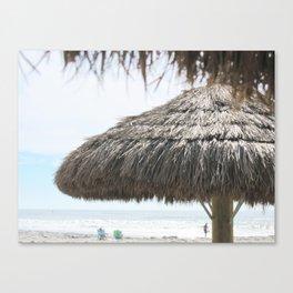 Seaside Paradise Canvas Print