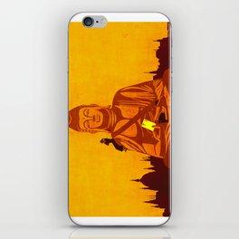 """Budapest"" Illustration Toni Demuro iPhone Skin"