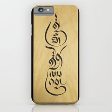 Everything Happens for a Reason iPhone 6 Slim Case