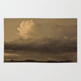 Sepia Storm - San Rafael Reef - Utah Rug