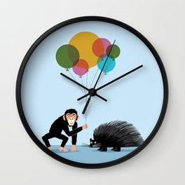 The Inappropriate Gift Wall Clock