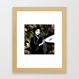 Songs To Elevate Pure Hearts Framed Art Print