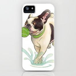 Bubba Splash iPhone Case