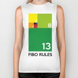 Fibo rules Biker Tank
