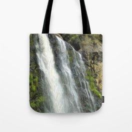 Hunua Falls, NZ Tote Bag