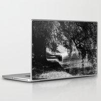 yin yang Laptop & iPad Skins featuring Yin Yang by Wiesner Art