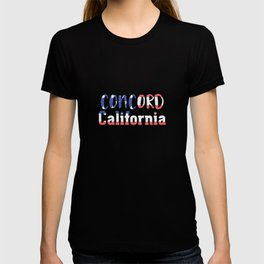 Concord California T-shirt