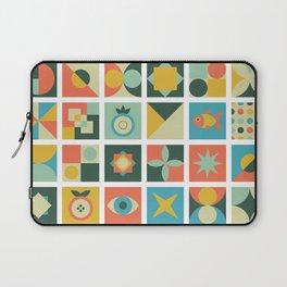 Geometric pattern #2 Laptop Sleeve
