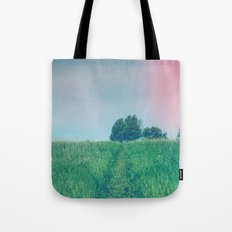 Bohemian Summer Tote Bag