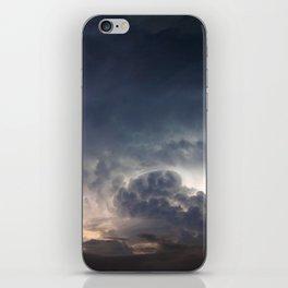Night Explosions - V01 iPhone Skin