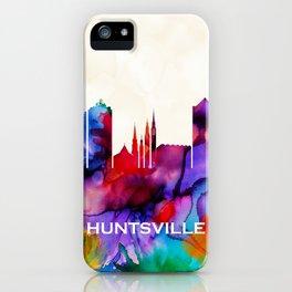 Huntsville Skyline iPhone Case