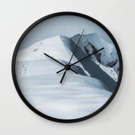 Comforter Wall Clock