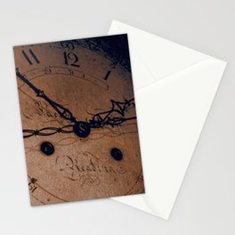 Tick-Tock Stationery Cards