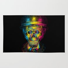 Worked to Death Rug