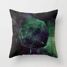 Random Octo Throw Pillow