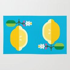 Fruit: Lemon Rug