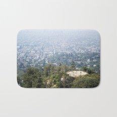 Los Angeles Hikers Bath Mat