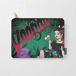 Voodoo Darling Carry-All Pouch