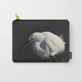 Snowy Egret I Carry-All Pouch