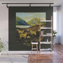 The Good Shepherd, Lake Tekapo Wall Mural