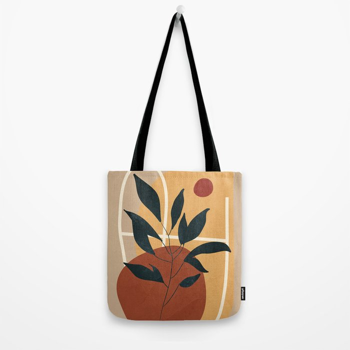 Abstract Shapes No.16 Tote Bag