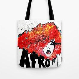 Afro Crush Tote Bag