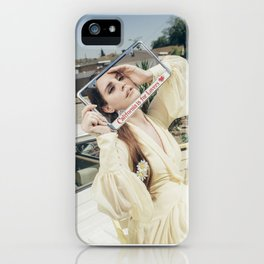 California is for Lovers iPhone Case