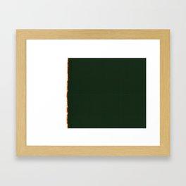 The End 06 Framed Art Print