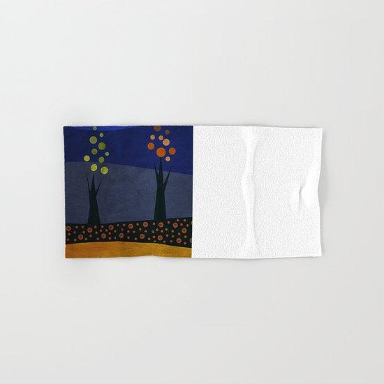 Color/Landscape 1 Hand & Bath Towel