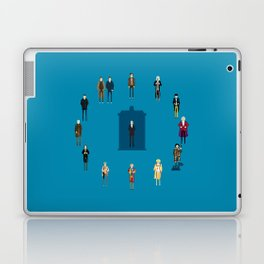 WHAT TIMELORD IS IT? Laptop & iPad Skin