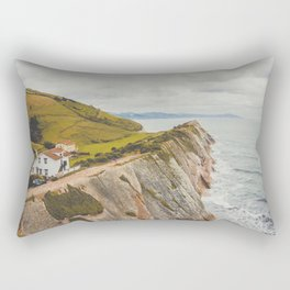 Zumaia mountain Rectangular Pillow