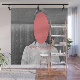 Faceless Wall Mural