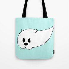 GHOSTCAT Tote Bag