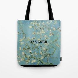 Van Gogh, Almond Blossom Tote Bag