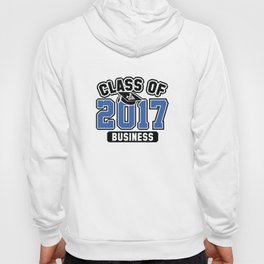 Class Of 2017 Business Hoody