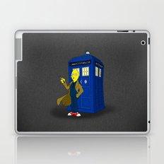 Doctor Lemongrab  Laptop & iPad Skin