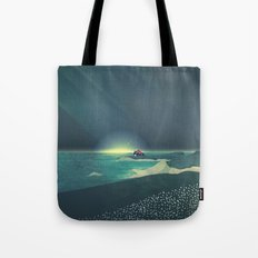 House by the Sea Tote Bag