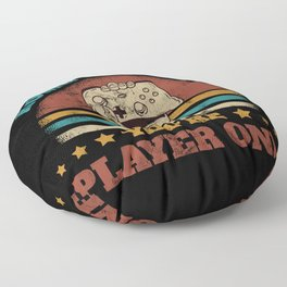 Home Is Where You Are Player One Controller Gift Floor Pillow