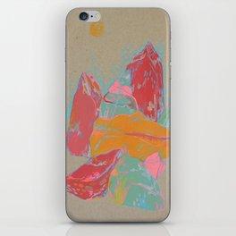 Rocks 1 iPhone Skin