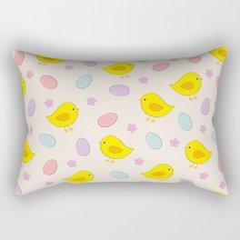 Easter pattern Rectangular Pillow
