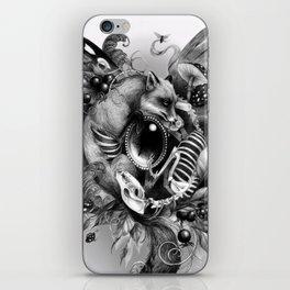 Foxyang- nature's balance iPhone Skin