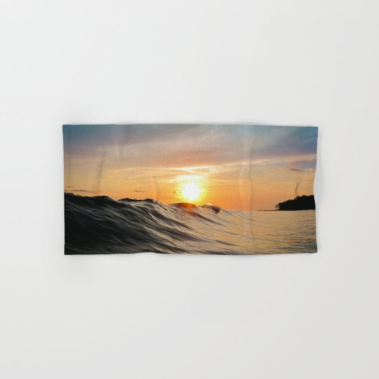 Sunset in Paradise Hand & Bath Towel
